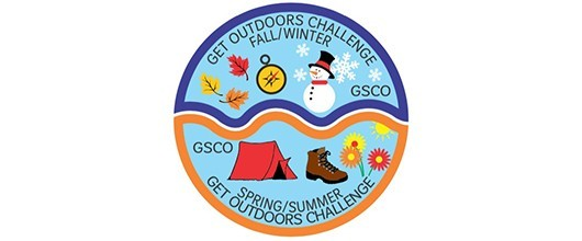 GSCO get outdoors patch