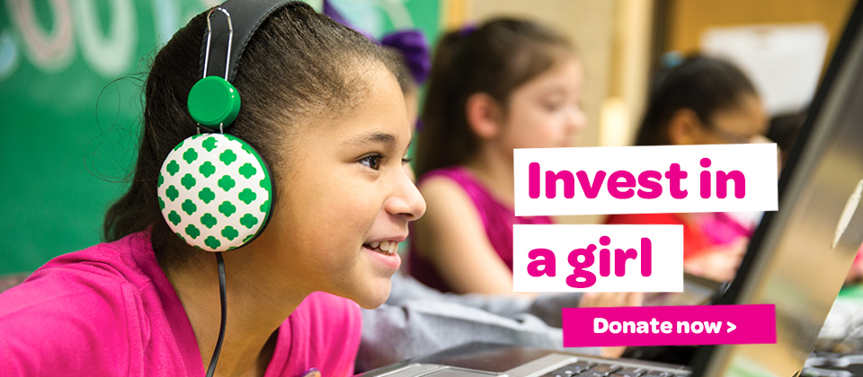 Support Girl Scouts of Colorado